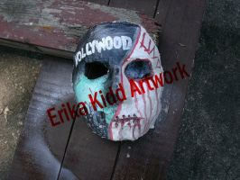 Hollywood Undead mask by 3r1k4