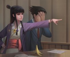 Objection! by yagaminoue