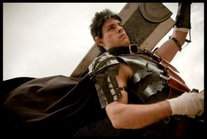 Berserk: GUTS by christie-cosplay