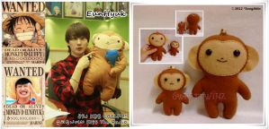 MOnkey d EunHYuk... by SongAhIn