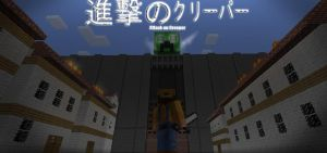 Shingeki no Creeper by TheFresco
