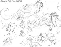 Page 'O Gryphon by TheNeeblr