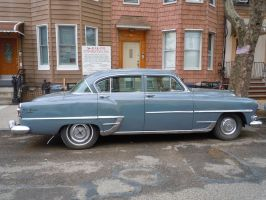 1954 Chrysler New Yorker Deluxe III by Brooklyn47