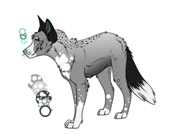 Example Ref. For sale 1.00 Deltas. by TornBlackWolf