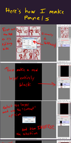 Panel Making Tutorial by Catmaniac8x