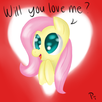 Will you love me? by Laffy372