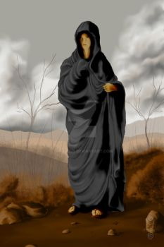 Lonesome Search - Demeter by DruidCub