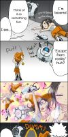 Portal2 CHAMBER Chapter 6 'Magic' by uotapo