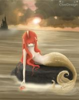 Mermaid'sDream - desicloe by childrensillustrator