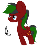 [Gift] OC - Crimson Fall is confused by phin-the-pie