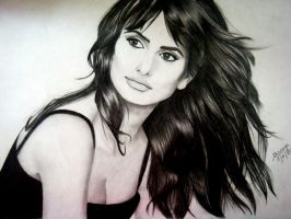 Penelope Cruz by Suki19