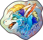 Personal - Kaneohe Toony Badge by TwilightSaint