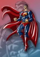 Superman by ADL-art