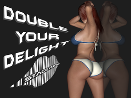 Staceytron double delight by kaoz666