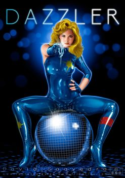 Dazzler by flipation