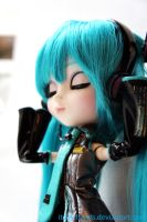 Pullip Hatsune Miku: Breathe by Itchy-Hands