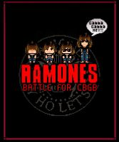 the ramones by h2j