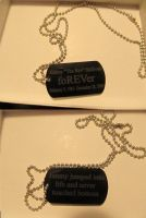 Jimmy The REV Sullivan necklace by ShannonB86