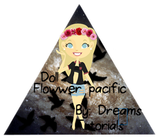 Doll flowwer pacific by Aguuuuuuuuuu