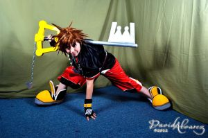 are u ready? S O R A KH3D by 0Sora-kun0