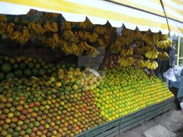 Fruit market. by teopa