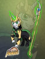 My Little Loki by Adyon