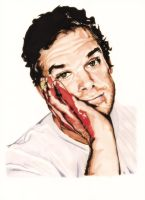 Dexter Morgan by MrMasenko