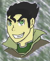 Bolin - Legend of Korra by JabuJabule