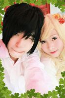 Honey and clover_Rainy day by MmeWhoo
