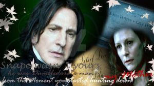 Severus and Lily by x-TheMadHatter-x