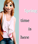 Spring Time Is Here by IAmZBEST