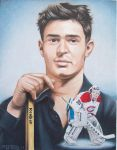Carey Price by JeffEvans
