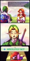 His absolute answer by Queen-Zelda