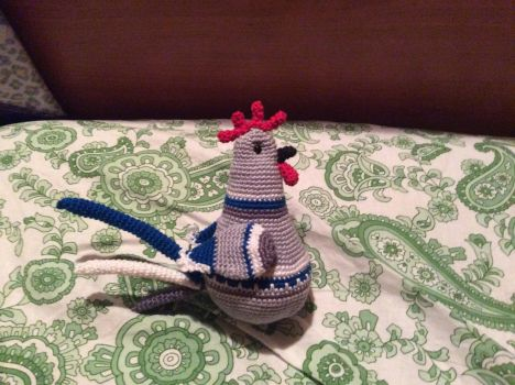 Rooster 2 by Mamazoya
