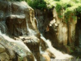 Missouri Waterfalls I by BohemianHarlot