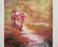 Cow 11 by hollrock