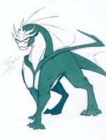 Teal First Design by ffufi