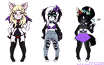 Chibi Adopts [OPEN] by WuriAdopts
