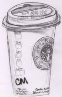 Coffee Cup by musicsuperspaz