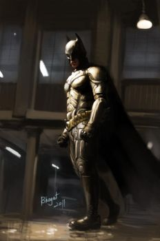 Not Just Batman - Video by prince911