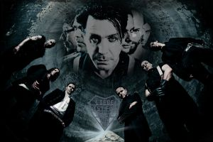 Rammstein +LIFAD+ by NynphetamineOverdose