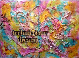 Technicolour Dream by ambermariaalice