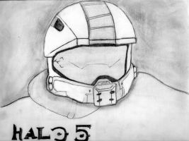 Halo 5 by aRoboticPanda