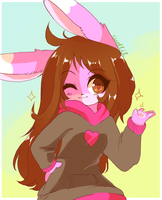 bunbun [AT] by cudlil