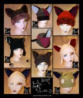 HATS. HATS FOR SALE. by IceandSnow