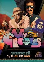 Djoon: My Grooves 03 by prop4g4nd4