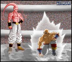 -DBM- Buu VS Tenshinhan 02 by DBZwarrior