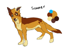 Scooter ref by Rinermai