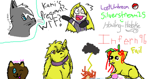iScribble 2-22-11 by silverstream25