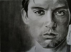 Tobey Maguire by Miss-Catherine